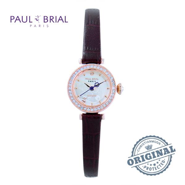 [폴브리알시계 PAULBRIAL] PB8008RGCH ★이영은 시계★ 몽펠리에 다이아몬드
