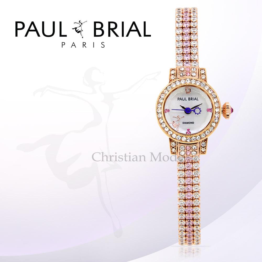 [폴브리알시계 PAULBRIAL] PB8020RG 리옹 여성시계