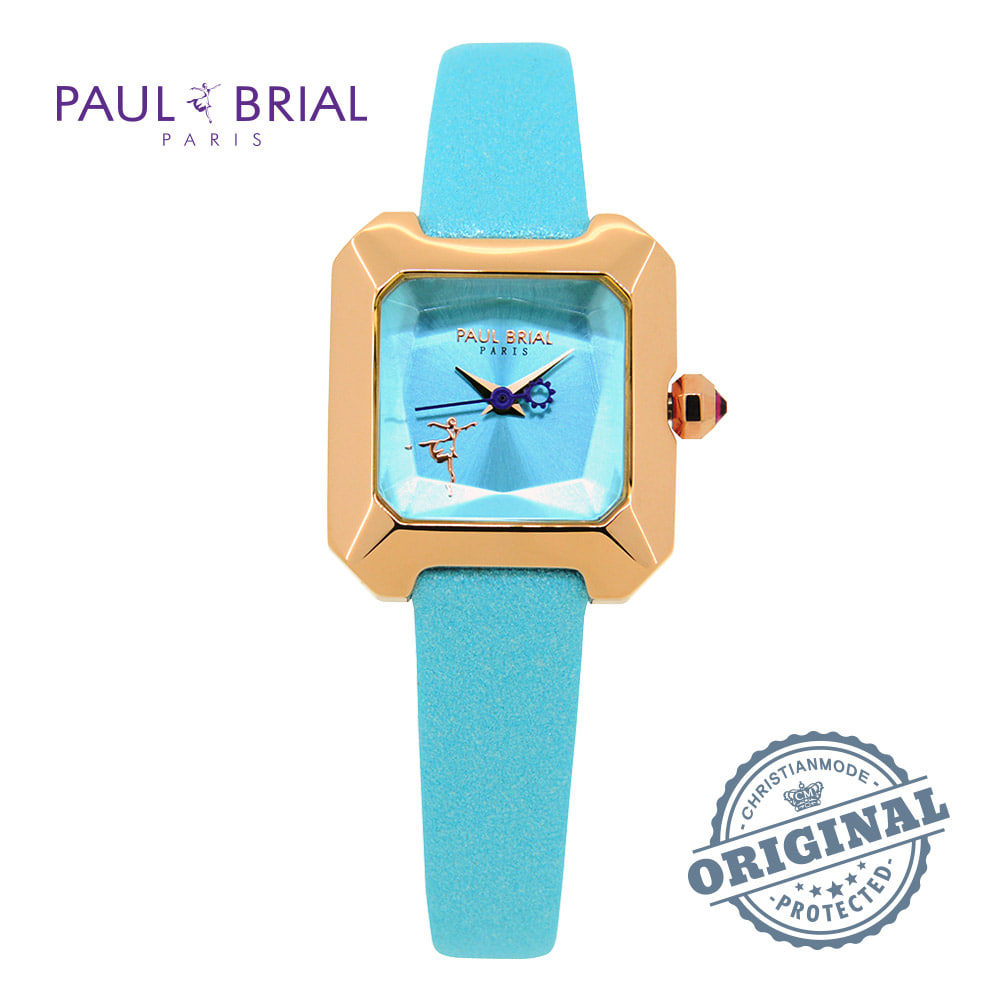 [폴브리알시계 PAULBRIAL] PB8024RGBU 스트라스부르 여성시계