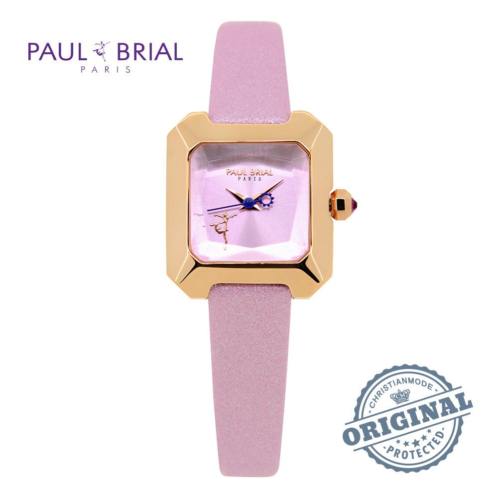 [폴브리알시계 PAULBRIAL] PB8024RGPK 스트라스부르 여성시계