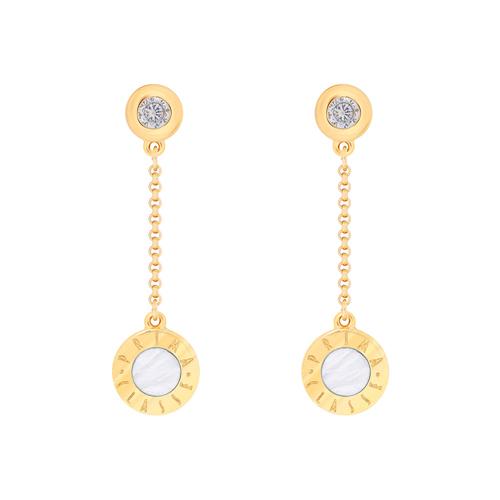 [프리마 클라쎄 쥬얼리 PRIMA CLASSE] MHJ17090002-R01 Gold Color 귀걸이