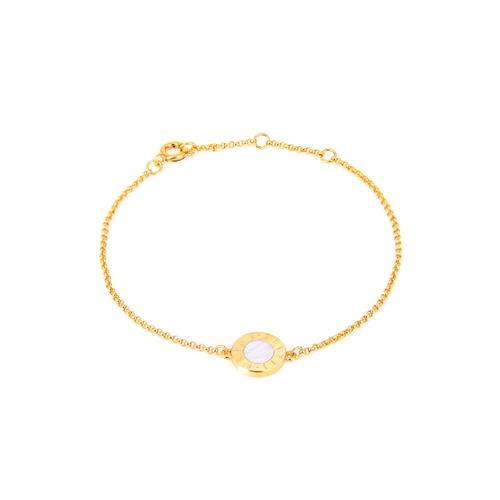 [프리마 클라쎄 쥬얼리 PRIMA CLASSE] MHJ17090007-R00  Gold Color 팔찌
