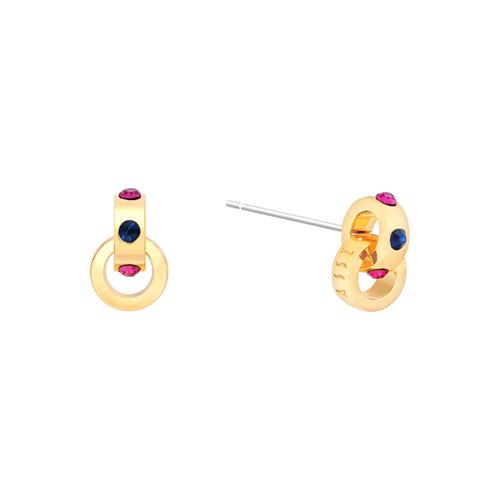 [프리마 클라쎄 쥬얼리 PRIMA CLASSE] MHJ17090010-R00 Gold Color 귀걸이