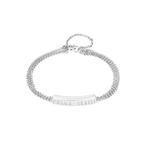 [프리마 클라쎄 쥬얼리 PRIMA CLASSE] MHJ17090014-R01 Silver Color 팔찌