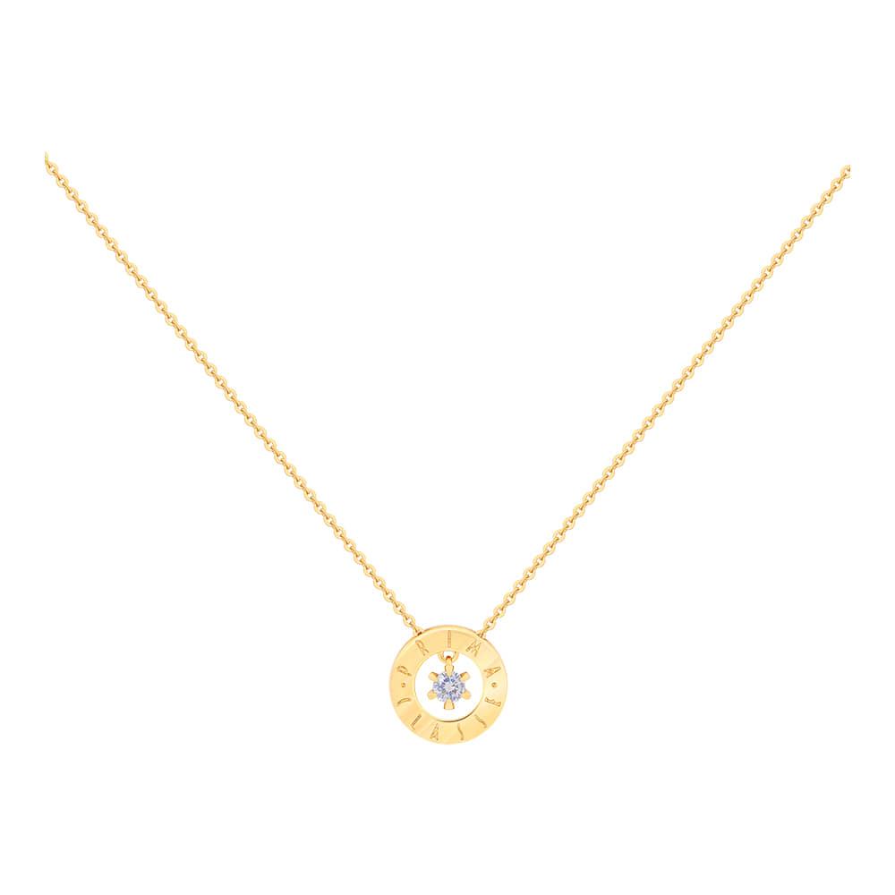[프리마 클라쎄 쥬얼리 PRIMA CLASSE] MHJ17090015-R01 Gold Color 목걸이