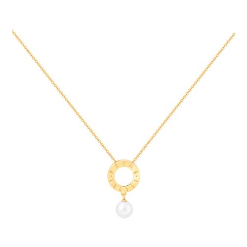 [프리마 클라쎄 쥬얼리 PRIMA CLASSE] MHJ17090016 Gold Color 목걸이