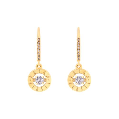 [프리마 클라쎄 쥬얼리 PRIMA CLASSE] MHJ17090020 Gold Color 귀걸이