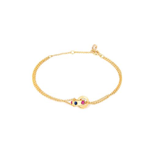 얼마줬스-) [프리마 클라쎄 쥬얼리 PRIMA CLASSE] MHJ17090023-R00 GOLD Color 팔찌
