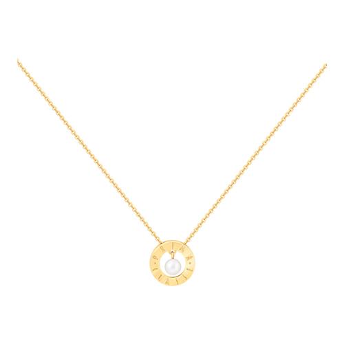 [프리마 클라쎄 쥬얼리 PRIMA CLASSE] MHJ17100003-R01 Gold Color 목걸이