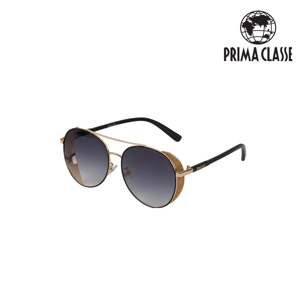 [프리마 클라쎄 PRIMA CLASSE] P1907-01-DGY double gray 회색 남녀공용 선글라스 타임메카