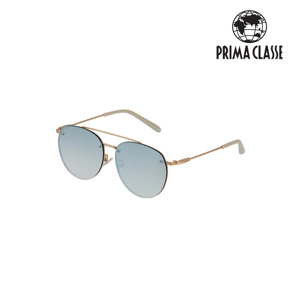 [프리마 클라쎄 PRIMA CLASSE] P1909-03-BEM blue mercury 파란 남녀공용 선글라스 타임메카