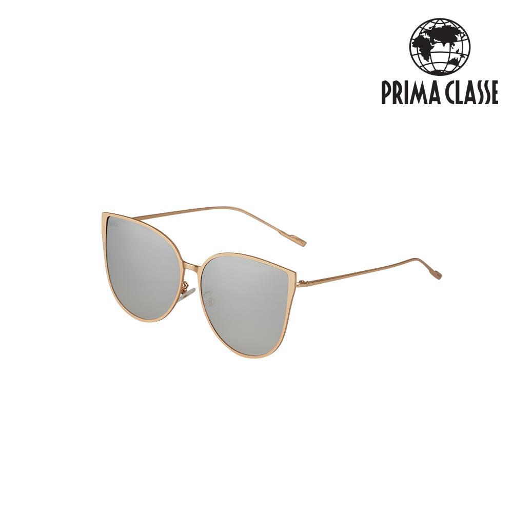 [프리마 클라쎄 PRIMA CLASSE] P1910-26-BPM white mercury 흰색 남녀공용 선글라스 타임메카