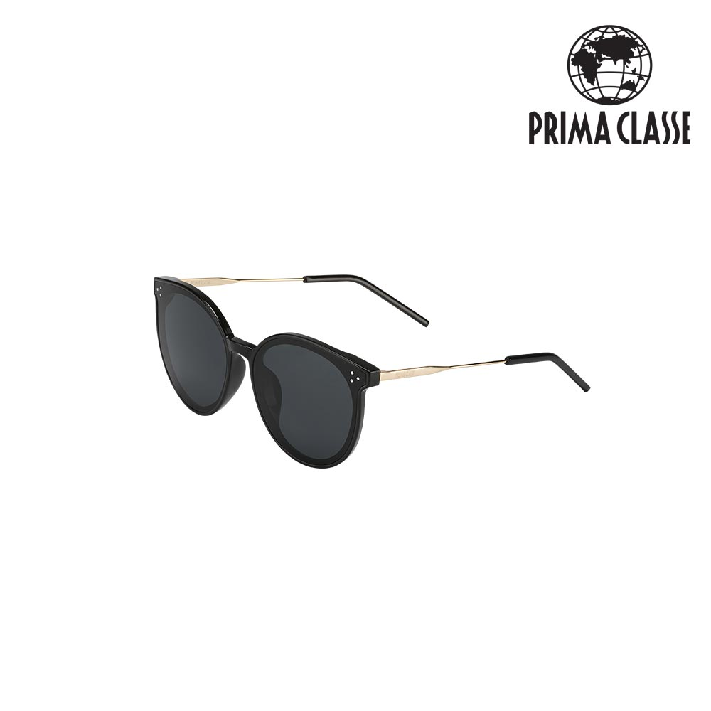 [프리마 클라쎄 PRIMA CLASSE] P1913-01-BK black 검정 남녀공용 선글라스 타임메카