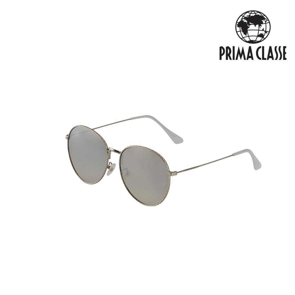 [프리마 클라쎄 PRIMA CLASSE] P1915-25-WHM white mercury 흰색 남녀공용 선글라스 타임메카