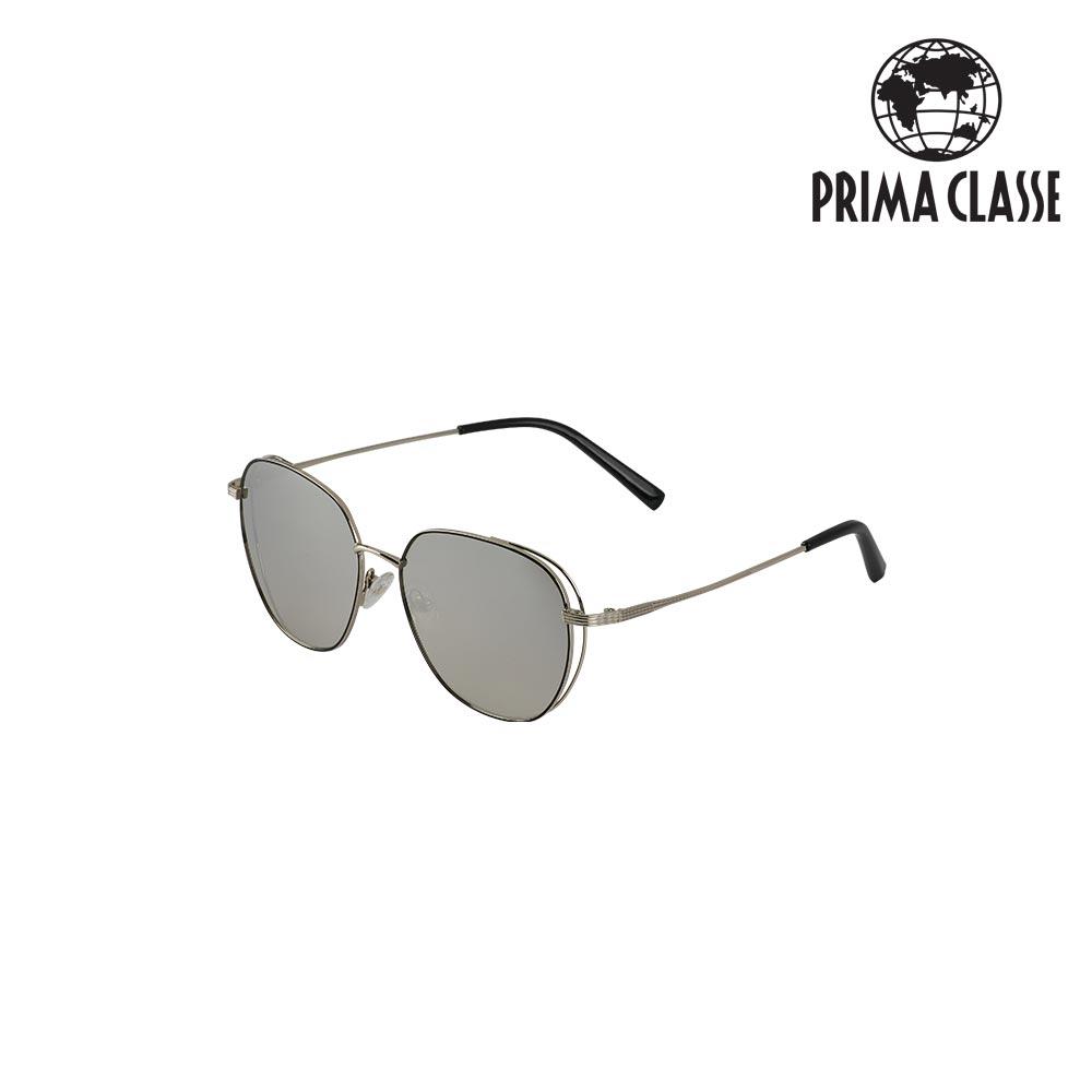 [프리마 클라쎄 PRIMA CLASSE] P1916-03-WHM white mercury 흰색 남녀공용 선글라스 타임메카