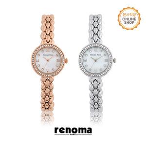 [레노마시계 RENOMA] RE515 여성 메탈 시계