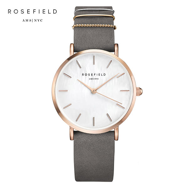 [로제필드 ROSEFIELD] WEGR-W75 West Village Collection 웨스트 빌리지 콜렉션 33mm