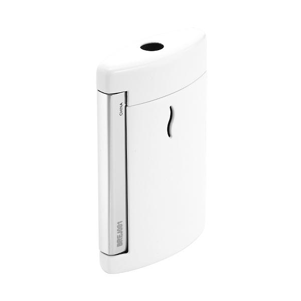 [듀퐁 S.T.DUPONT] 10512 / 미니젯 크롬 화이트 MINIJET CHROME FINISH LIGHTER