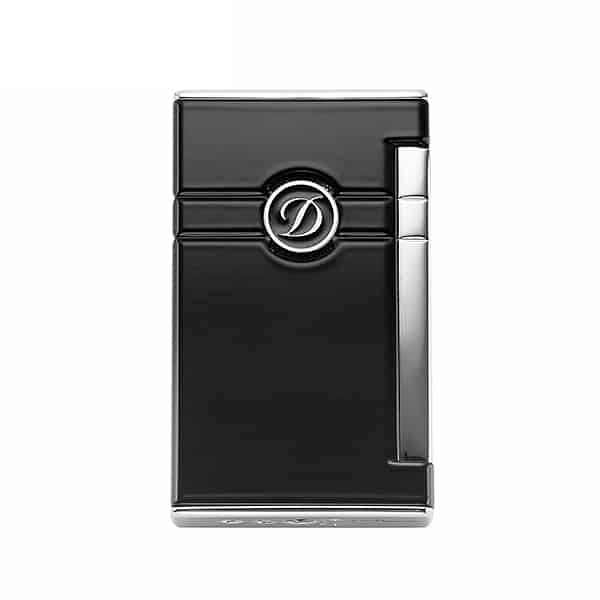 [듀퐁 S.T.DUPONT] 23004 / 라인2 토치 블랙 Ligne2 Torch Palladium Finish Lighter