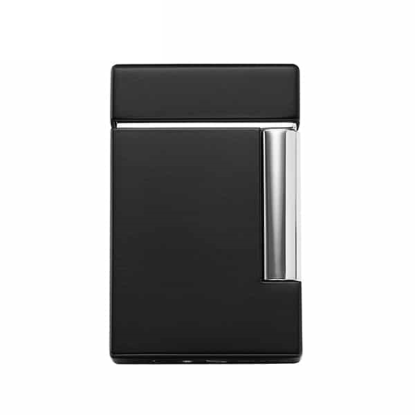 [듀퐁 S.T.DUPONT] 25100 / 라인8 매트블랙 Ligne8 Chrome Finish Lighter