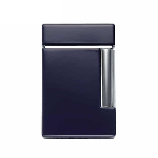 [듀퐁 S.T.DUPONT] 25104 / 라인8 블루 Ligne8 Chrome Finish Lighter