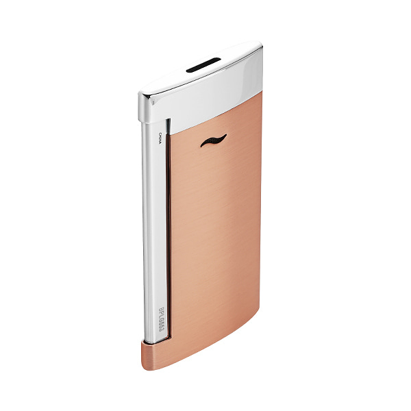 [듀퐁 S.T.DUPONT] 27704 / 슬림7 구리장미 SLIM7 BRUSHED COPPER FINISH LIGHTER