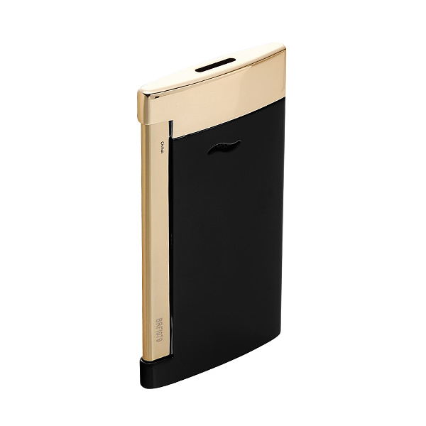 [듀퐁 S.T.DUPONT] 27708 / 슬림7 골드&블랙 SLIM7 BRUSHED COPPER FINISH LIGHTER