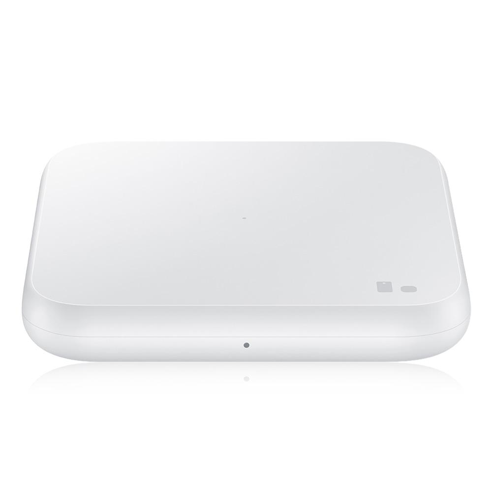 [삼성 SAMSUNG] 삼성 고속 무선충전 패드 솔로 화이트 컬러 EP-P1300T_WH 타임메카