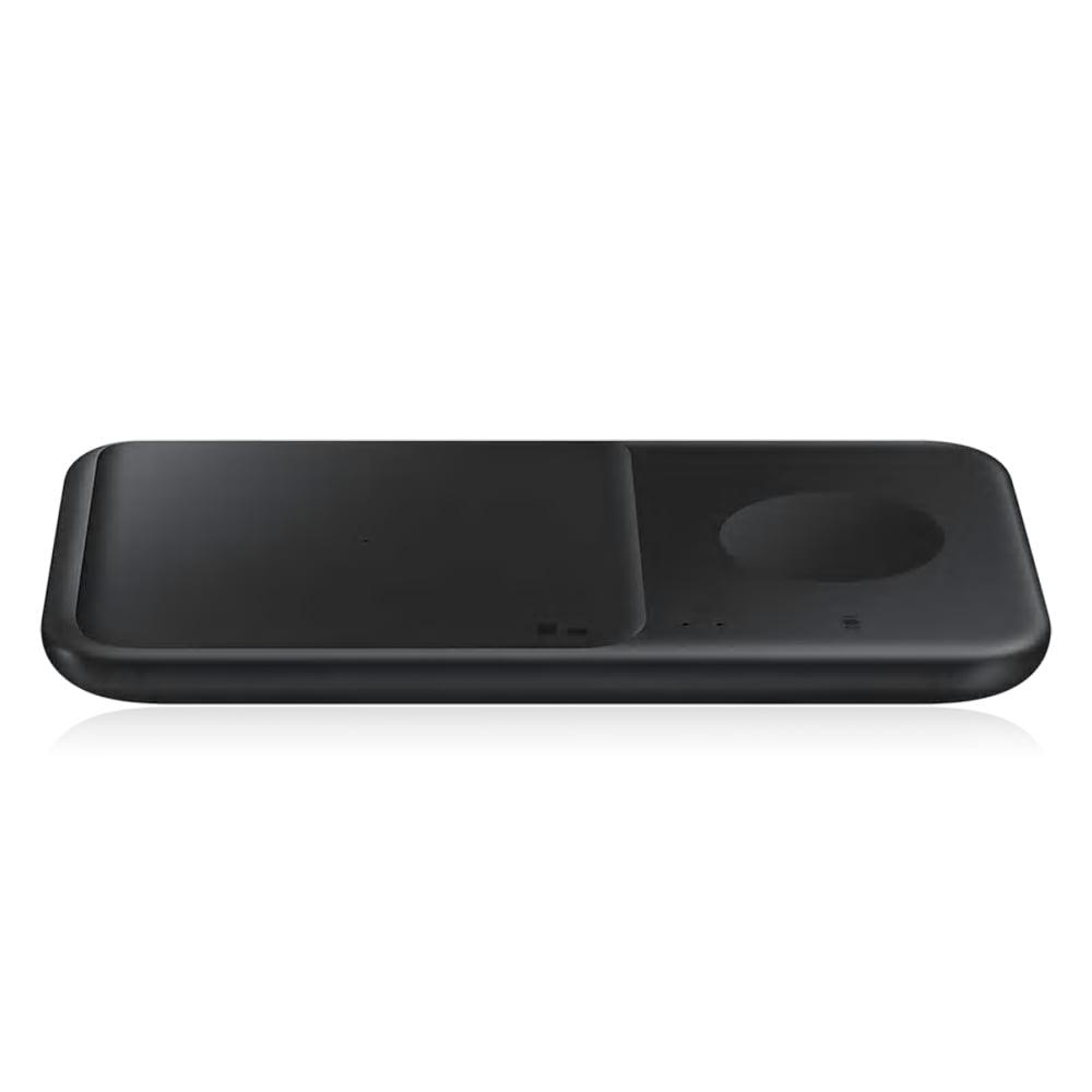 [삼성 SAMSUNG] 삼성 고속 무선충전패드 듀오 블랙 컬러 EP-P4300T_BK 타임메카
