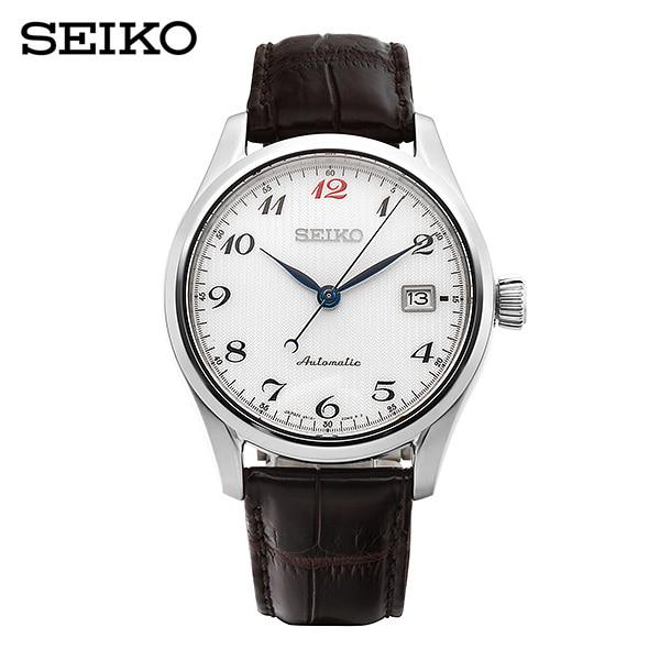[세이코 SEIKO] SARX041 / 프레사지 PRESAGE 오토매틱 남성용 가죽시계 40mm
