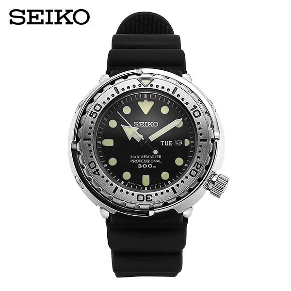[세이코 SEIKO] SBBN033 / 프로스펙스 마린 마스터 프로패셔널 튜나 다이버 48mm