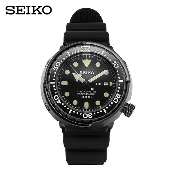 [세이코 SEIKO] SBBN035 / 프로스펙스 마린 마스터 프로패셔널 튜나 다이버 48mm