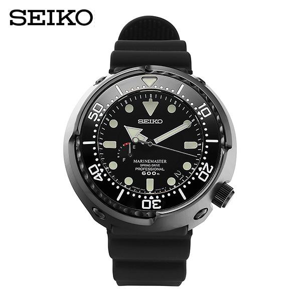 [세이코 SEIKO] SBDB013 / 프로스펙스 마린 마스터 프로패셔널 스프링 드라이브 50mm