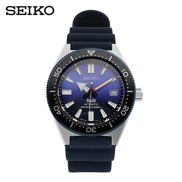 [세이코 SEIKO] SBDC055 / 프로스펙스 스모 다이버 청판 오토매틱 우레탄밴드 43mm