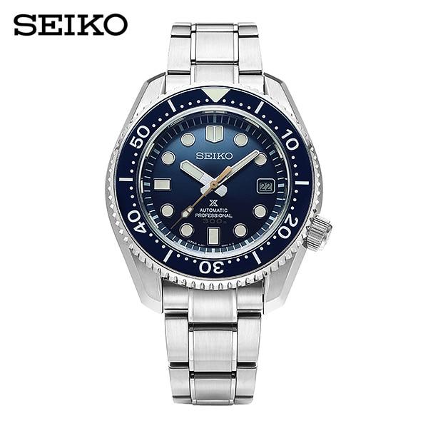[세이코 SEIKO] SBDX025 (SLA023) / 프로스펙스 Prospex 마린마스터 오토매틱 남성용 우레탄밴드 세트 메탈시계 44mm 타임메카