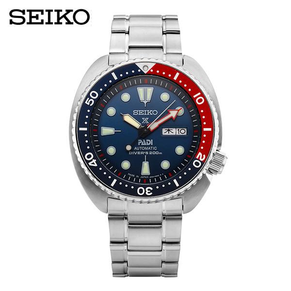 [세이코 SEIKO] SBDY017 / 프로스펙스 터틀 Turtle 오토매틱 남성용 메탈시계 42mm