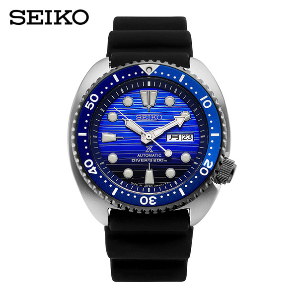 [세이코 SEIKO] SBDY021 / 프로스펙스 Prospex 다이버 오토매틱 남성용 우레탄시계 45mm