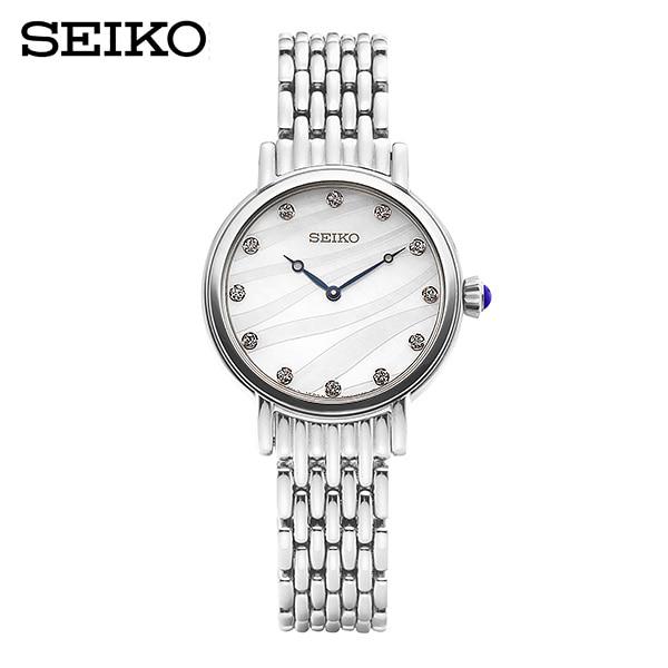 [세이코 SEIKO] SFQ807P1 / 여성용 메탈시계 30mm