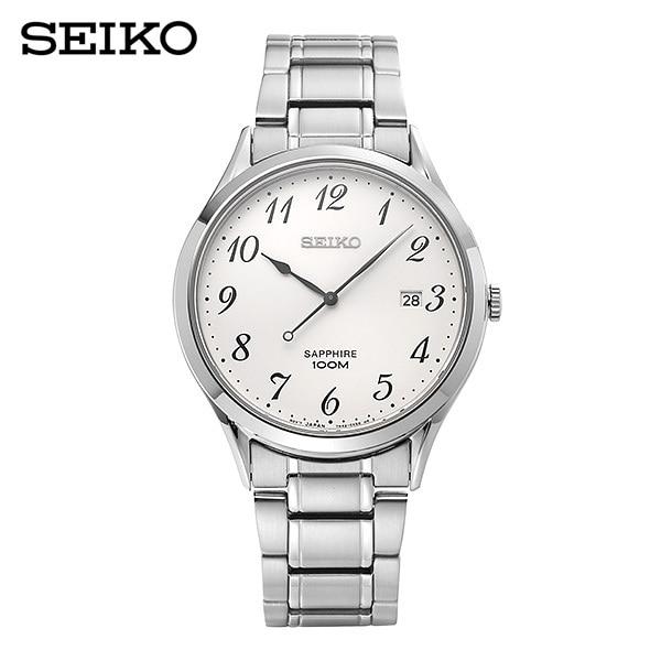 [세이코 SEIKO] SGEH73P1 / 남성 메탈시계 40mm