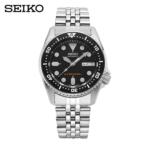 [세이코 SEIKO] SKX013K2 / 다이버 Divers 37mm