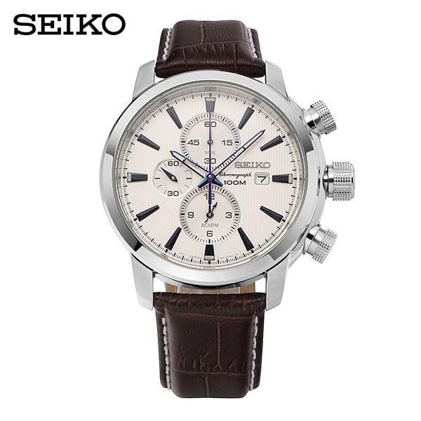 신년맞이-) [세이코 SEIKO] SNAF51P1 / 네오 스포츠 Neo Sports Chronograph 43mm