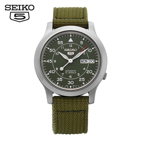 [세이코5시계 SEIKO5] SNK805K2 오토매틱 나토밴드 38mm 타임메카