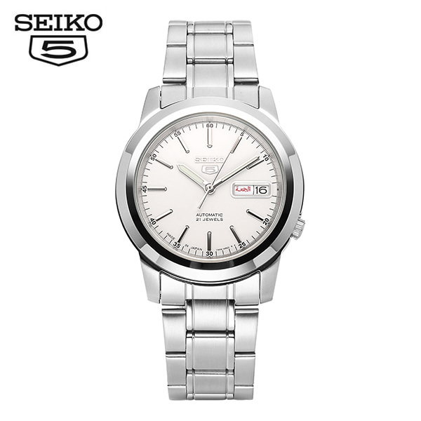 ☆-) [세이코5 SEIKO5] SNKE49J1 / SNE49J [MADE IN JAPAN] 오토매틱 Automatic 39mm