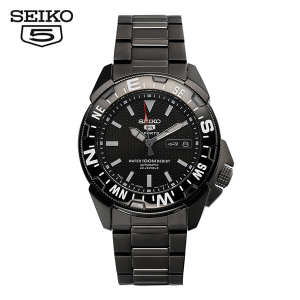 ☆-) [세이코5 SEIKO5] SNZE83J1 / SNZE83J [MADE IN JAPAN] 스포츠 오토매틱 Automatic 42mm