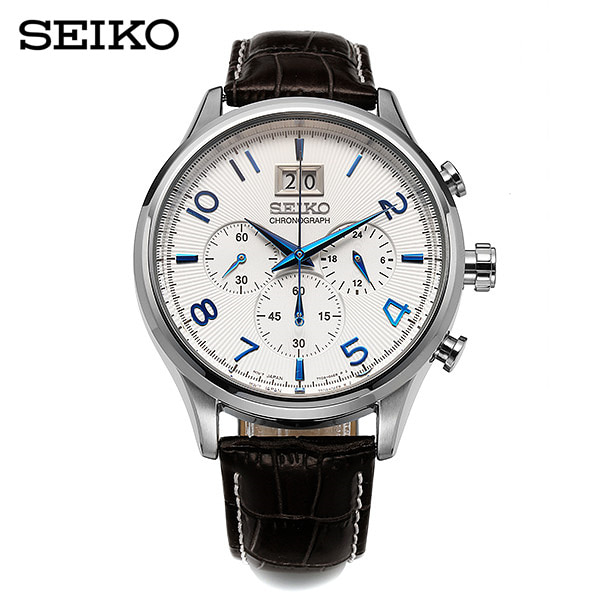 [세이코 SEIKO] SPC155P1 빅 데이트 Big Date Chronograph 37mm