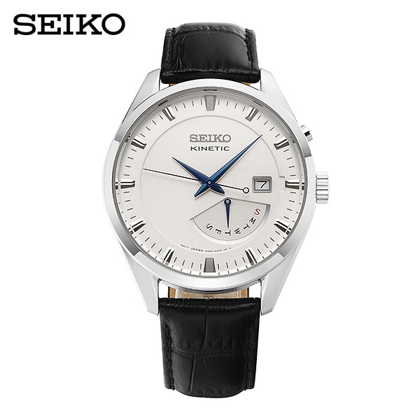 [세이코 SEIKO] SRN071P1 / 네오 클래식 Neo Classic 키네틱 42mm