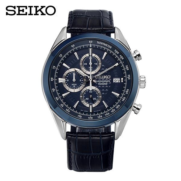 ☆-) [세이코 SEIKO] SSB177P2 / 크로노그래프 Chronograph 45mm