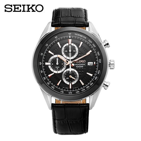 ☆-) [세이코 SEIKO] SSB183P1 / 네오 스포츠 크로노 Neo Sport Chronogarph 44mm
