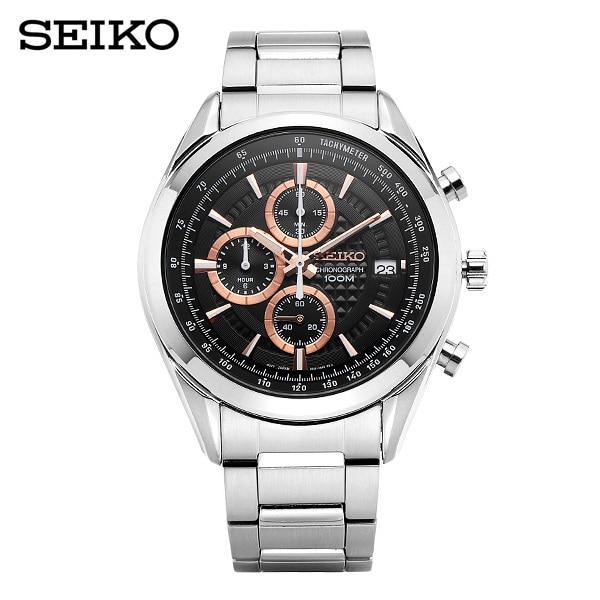 [세이코 SEIKO] SSB199P1 / 크로노그래프 Chronograph Mens 48mm