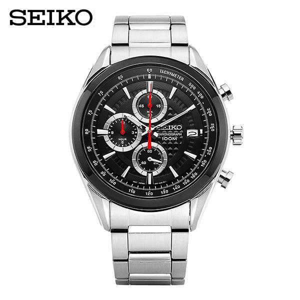 ☆-) [세이코 SEIKO] SSB201P1 / 크로노그래프 Chronograph Mens 48mm